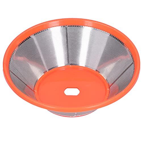 Les-Theresa Filterkorb Elektrischer Entsafter Filterkorb Ersatz für Jack Lalanne Power Juicer Teile Orange