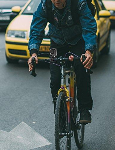 Mountian Bike Handlebar Mount for Gopro Hero 7 6 5 4 3+