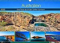 Australien - Travel The Gravel (Wandkalender 2022 DIN A3 quer): Eine Reise durch den fuenften Kontinent (Monatskalender, 14 Seiten )