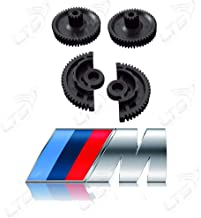 2 Set Throttle Actuator Gears Replacement For BMW E90 E92 E93 E60 E61 E63 E64 M3 M5 M6
