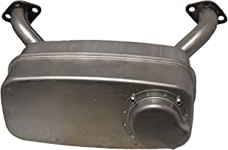 One New Muffler Made to Fit Gravely Lawn Mower and Kawasaki Twin Cylinder Engine 04749700