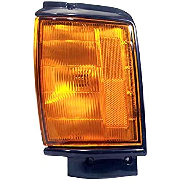 Genuine Toyota Parts 81620-04040 Driver Side Parking Light Assembly