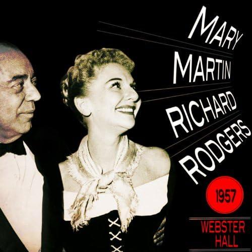 Mary Martin & Richard Rodgers