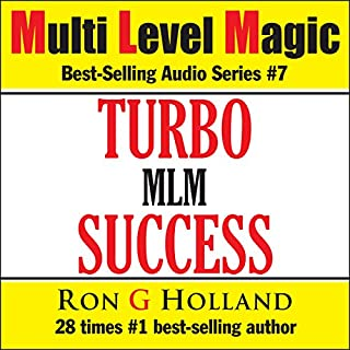 Turbo Success  audiobook cover art