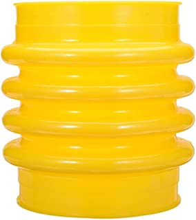 1Pcs Polyurethane Jumping Jack Bellows Boot 17.5cm For Wacker Rammer Compactor Tamper For Power Tools Accessories