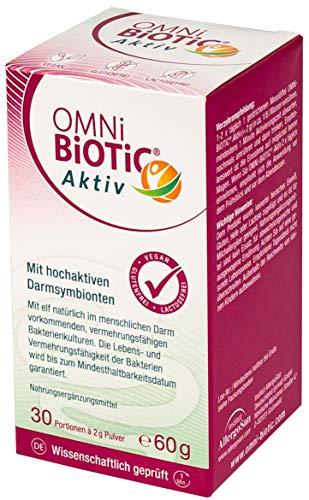 INSTITUT ALLERGOSAN Deutschland (privat) OMNI-BIOTIC AKTIV, 60 Stück
