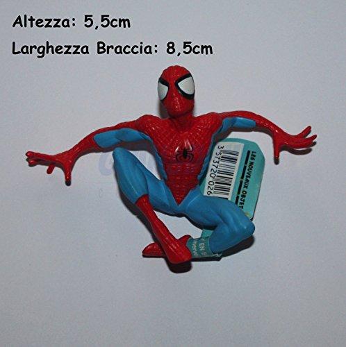 Figurine Spiderman Demons et Merveilles