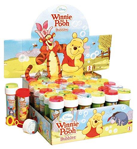Disney 4422 Winnie the pooh Espositore bolle di spone [Confezione 36 Pezzi]