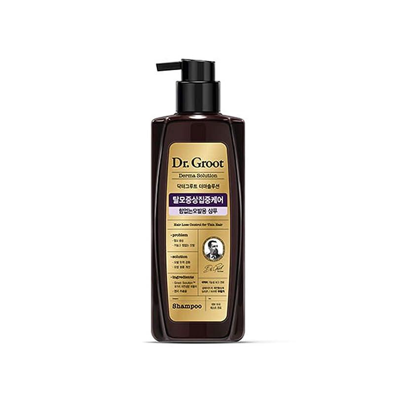 だますトリクル画像【Dr.Groot】 ドクターグルート Dr.グルート 脱毛防止シャンプー 弱い髪質用(Anti Hair Loss Shampoo -For weak hair-)