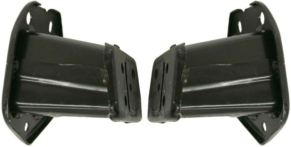 Veizn Set Of Free shipping anywhere in the nation 2 Bumper Face Bar Brackets Cheap bargain Front Pai Left-And-Right