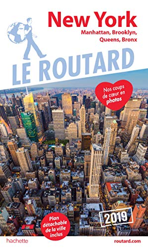 Guide du Routard New York 2019