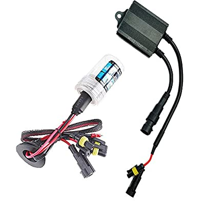 Sixty61 Suzuki Boulevard M109 Xenon HID headlight conversion single bulb kit for High/Low Beam