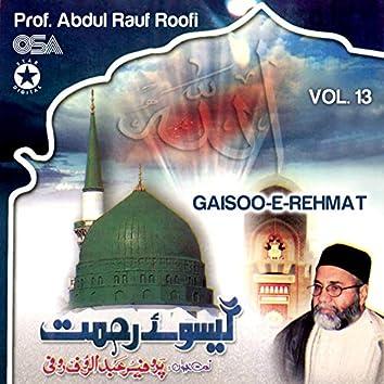 Gaisoo-e-Rehmat, Vol. 13