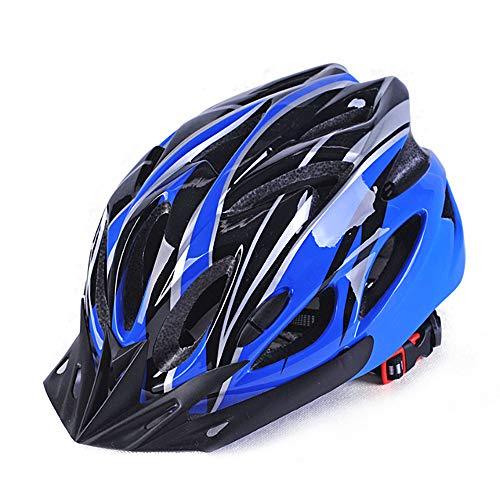 Lixada Casco de Bicicleta Moldeado Integrado Hombres Mujeres Adultos Casco de...