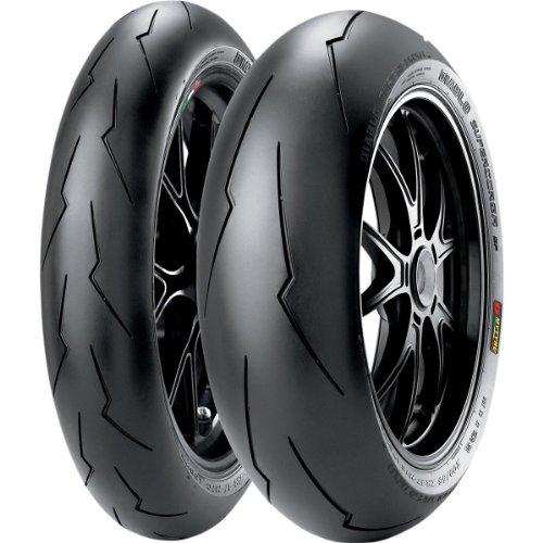 Pirelli Diablo Supercorsa SP V2 Rear Tire - 200/55ZR-17/-- -  2167000