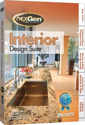 Interior Design Suite with NexGen Technology v2