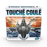Touche-Coule, Bataille Navale, Jeu de societe de strategie, Jeu de plateau, Version francaise