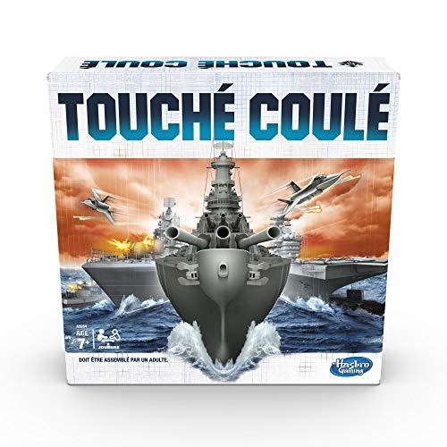 Touché-Coulé - Jeu de societe de bataille navale - Jeu de stratégie - Version française
