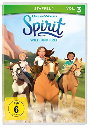 Spirit - Wild und frei, Staffel 1, Vol. 3