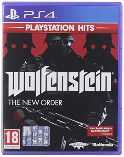 Wolfenstein The New Order PlayStation Hits - PlayStation 4 [Importación italiana]
