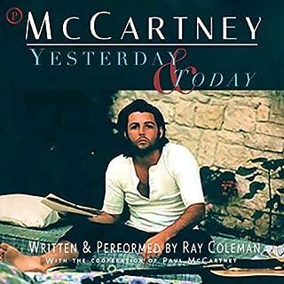 McCartney audiobook cover art