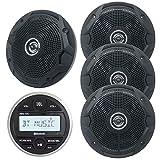 Best Jbl Marine Radios - Gauge Style Marine Digital Media Bluetooth Receiver Bundle Review