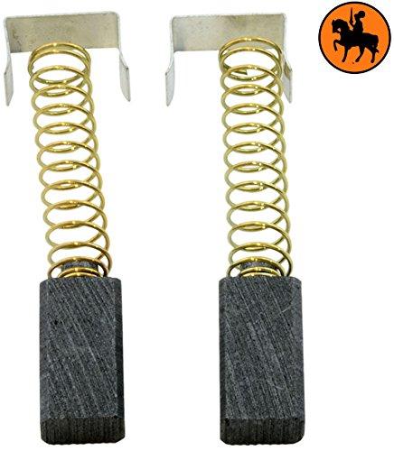 Kohlebürsten für BOSCH HS 46 Heckenschere -- 5x8x15,5mm -- 2.0x3.1x5.9''