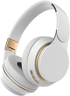 ワイヤレスヘッドホン Bluetooth 5.0 ノイズキャンセリング ヘッドホン サブウーファー ヘッドセット ワイヤレスヘッドフォン 通話可 密閉型 折畳式 有線無線兼用 内蔵マイク CVC8.0通話用ノイズキャンセリング搭載