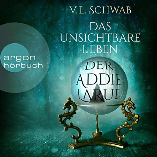 Das unsichtbare Leben der Addie LaRue Titelbild