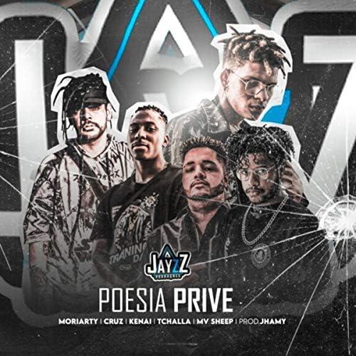 Jayzz Produções feat. Moriarty Mc, Cruz, Kenai, Tchalla & Mv Sheep