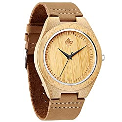 bamboo wood watch