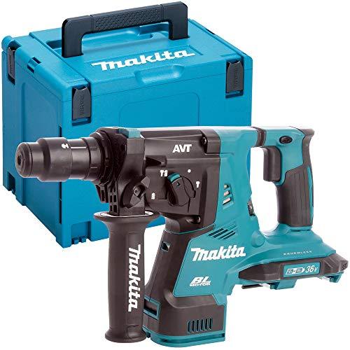 Makita DHR280ZJ 36V Brushless SDS+ Rotary Hammer Drill Body in Case