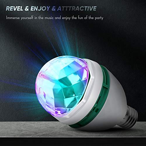 Mudder Bombillas LED