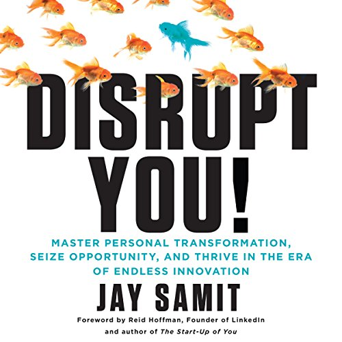 Disrupt You! audiobook cover art
