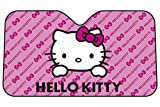 Hello Kitty KIT3015 Parasol de Aluminio Rosa ventosas 130 x 70 cm y Universal