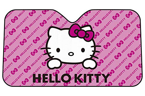 Hello Kitty KIT3015 Parasol Bonjour Kitty, Rose