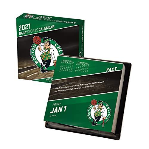 TURNER Sports Boston Celtics 2021 Box Calendar (21998051419)