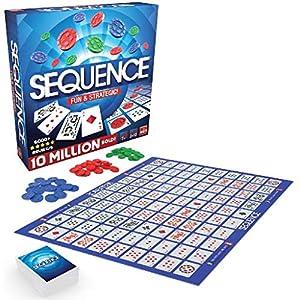 Goliath Toys 75000 Classic Sequence-Das strategische Familienspiel-ab 7 Jahren, Mehrfarbig