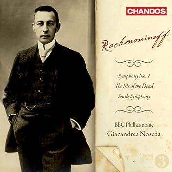 Rachmaninov: Symphony No. 1 - The Isle of the Dead - Youth Symphony