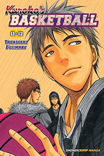 Kuroko's Basketball (2-in-1 Edition), Vol. 6: Includes Vols. 11 & 12