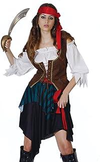 ab257f30785 Caribe pirata disfraz de piratas del Caribe Halloween mujer (para mujer