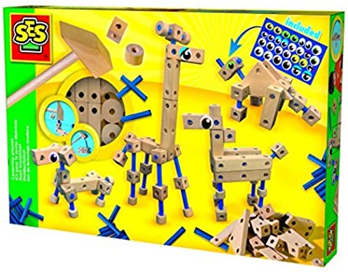 SES Carpentry Playset with Eyes by SE