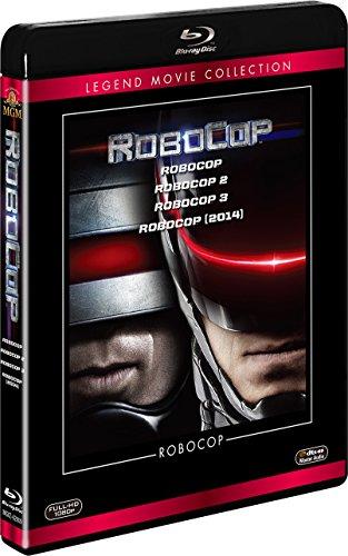 ロボコップ ブルーレイコレクション(4枚組) [Blu-ray]