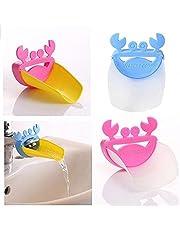 TaoNaisi Grifo de agua Grifo Extender ha sido diseñado para caber en la mayoría de grifos de baño convencionales