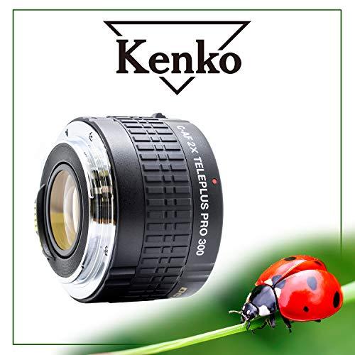 Kenko DGX 2,0X Pro300 CanAF Konverter 2,0 Fach in schwarz