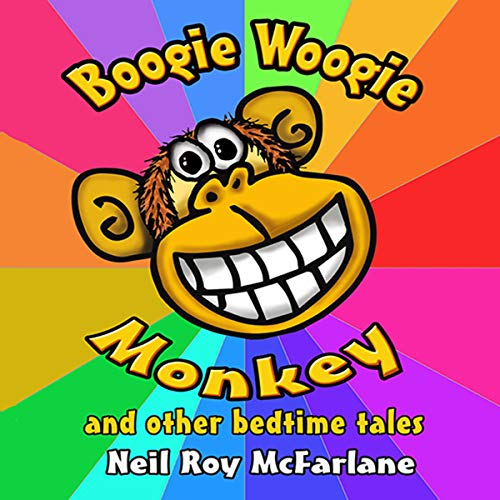 Boogie Woogie Monkey and Other Bedtime Tales audiobook cover art