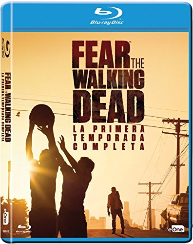 Fear The Walking Dead Temporada 1 Blu-Ray [Blu-ray]