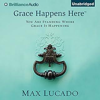 Grace Happens Here cover art
