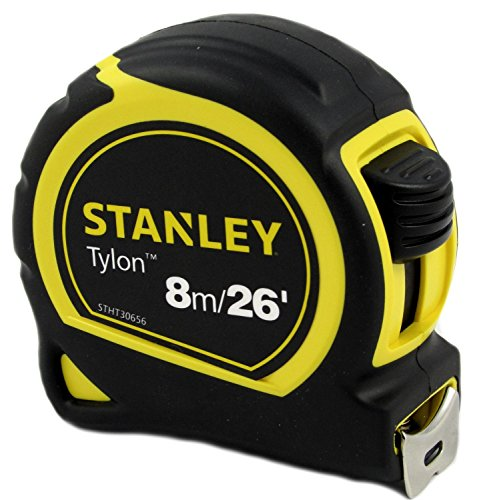Stanley Tylon 8m/26' Measuring Tape