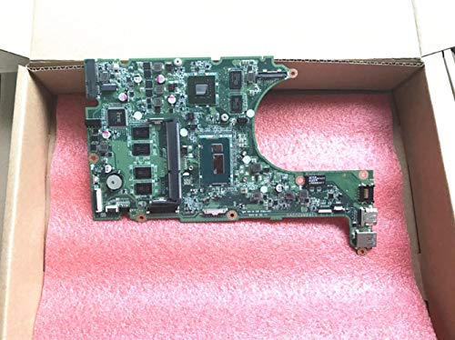 Miwaimao Suitable for Acer Aspire R3-471G R3-471T Laptop Motherboard DA0ZQXMB8E0 SR1EF I5-4210U...